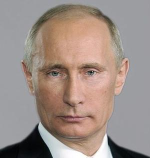 Vladimir Putin Sign Russian Law Banning Foul Language in Movies, TV and Theatre