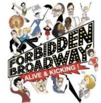 FORBIDDEN BROADWAY: ALIVE AND KICKING to Hold Cast Recording Signing, 12/11 at the Drama Book Shop
