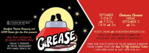 GREASE to Play USCB Center for the Arts, 9/5-14