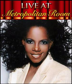 Melba Moore to Play Metropolitan Room, 6/20