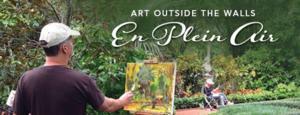 EN PLEIN AIR Brings Artist Lecture Series, 4/29 & 5/6