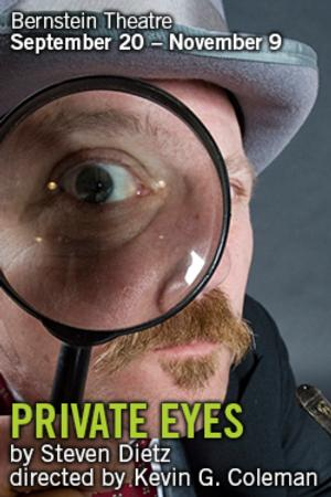 Steven Dietz's PRIVATE EYES to Open 9/20 at Shakespeare & Company