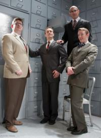 Parallel Exit's Comedy ROOM 17B Plays Centenary Stage, 11/8-11