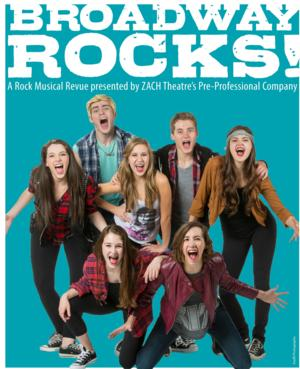 BWW Reviews: Zach's Pre-Professional Company Presents Rollicking Revue, BROADWAY WORKS