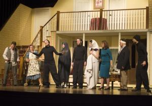 BWW Reviews: Little Theatre of Manchester's NOISES OFF is a Door-Slamming Delight