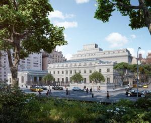 The Frick Collection Announces Plans to Enhance and Renovate Museum and Library