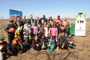 MillionTreesNYC, PwC New York and NY Knicks Team Up to Plant 1500 Trees in Jamaica Bay Park