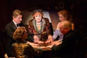 Angela Lansbury Stars in BLITHE SPIRIT, Opening Tonight at the Gielgud Theatre