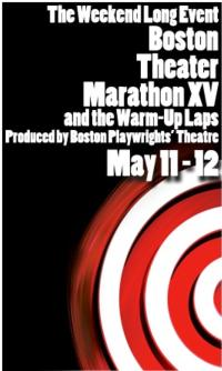 Boston Playwrights' Theatre to Host BOSTON THEATER MARATHON XV, 5/11-12
