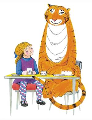 THE TIGER WHO CAME TO TEA Returns To The West End From July!