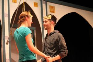 BWW Revieiws: Shakespeare's Cheeky ROMEO AND JULIET Staged by First Stage Young Company