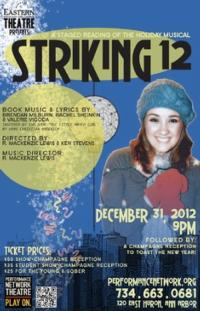 Performance Network Theatre Rings in the New Year with Striking 12: A Concert Reading of a Holiday Musical