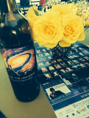 The Transcendence Theatre Company with Benziger Family Winery Presents PAINT THE UNIVERSE
