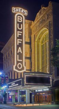 Regional Theater of the Week: Shea's Performing Arts Center in Buffalo, NY