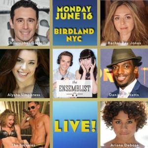 The Ensemblist to Welcome Rachel Bay Jones, The Skivvies & More for Live Show at Birdland, 6/16