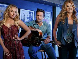 NASHVILLE Single 'Tell Me' Now Available on ABC's Music Lounge