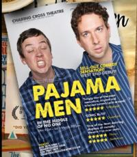 Woolly Mammoth Launches New Pricing Structure for Holiday Show, The Pajama Men: In the Middle of No One