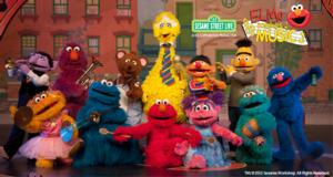 SESAME STREET LIVE: ELMO MAKES MUSIC Comes to the Warner Theatre Today