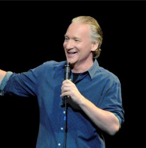 Bill Maher Coming to Holland Performing Arts Center, 11/22