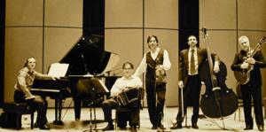 The Quint Quintet to Play Madison Theatre, 12/8