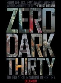 National Board of Review Names ZERO DARK THIRTY Best Film of Season