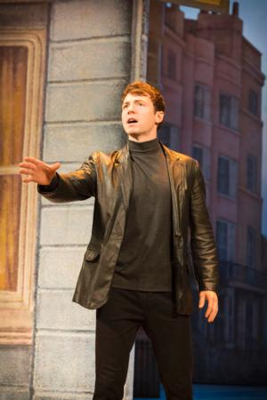 THE BWW Q&A: Dominic Thorburn of ONE MAN TWO GUVNORS!