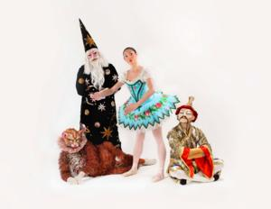 The Nevada Ballet Theatre Presents COPPELIA This Weekend