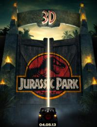 Universal's JURASSIC PARK to Be Released in IMAX 3D, 4/5