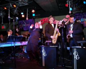 George Gee Swing Orchestra to Return to the Suncoast Showroom, 7/4