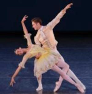 School of American Ballet's 2014 WORKSHOP PERFORMANCE BENEFIT Set for 6/3