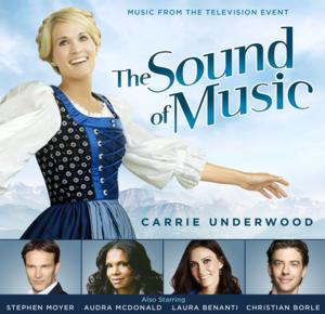 AUDIO: First Listen of NBC's THE SOUND OF MUSIC Album