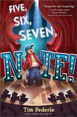 Tim Federle's FIVE, SIX, SEVEN, NATE! Out Today
