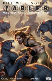 FABLES: WEREWOLVES OF THE HEARTLAND Debuts at #1 on NY Times' Hardcover Graphic Books List