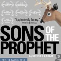 TheatreSquared Presents SONS OF THE PROPHET Beginning 2/14