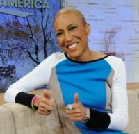 Robin Roberts Returns to Set of GOOD MORNING AMERICA for 'Test Run'