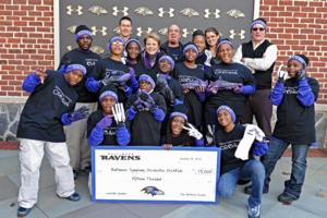 Baltimore Symphony to Perform at Ravens' Halftime Show Thanksgiving Night, 11/28