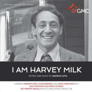 Andrew Lippa's I AM HARVEY MILK Wins 'Best Soundtrack/Cast Recording' at Independent Music Awards