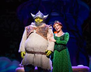 Photo Coverage: SHREK THE MUSICAL UK Tour, Starring Chisnall And Brookes!
