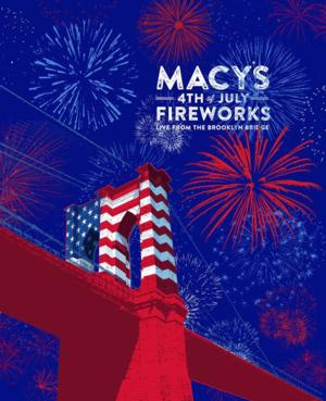 Ariana Grande, Miranda Lambert, Hunter Hayes & More to Perform on MACY'S FOURTH OF JULY FIREWORKS SPECTACULAR