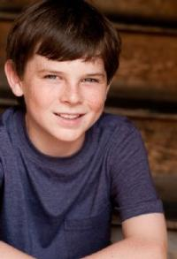 WALKING DEAD's Chandler Riggs to Star in Stephen King's MERCY Alongside SUPER 8's Joel Courtney