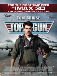 TOP GUN Coming to 3-D IMAX Followed by Blu-ray Special Edition Release