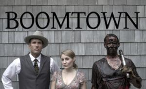 BWW Reviews: Crank Collective's Original Musical BOOMTOWN Doesn't Boom