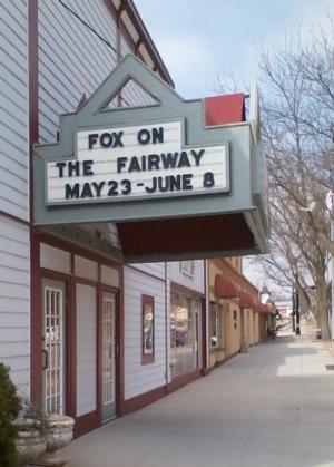 Bellevue Little Theatre Presents THE FOX ON THE FAIRWAY, Now thru 6/8