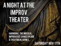 Nashville Improv Comedy Theater Welcomes HarmoNIC and Infinite Jest, 11/17