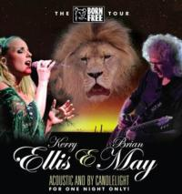 Kerry Ellis and Brian May Announce BORN FREE Tour, From Nov 2012