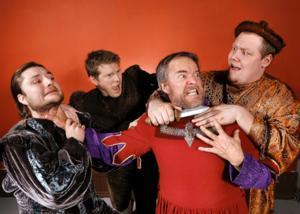 BWW Reviews: Jewel Box Theatre Presents LION IN WINTER