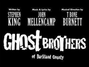 Stephen King's: Ghost Brothers of Darkland County - On Sale Friday