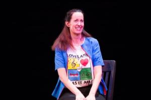 BWW Reviews: Arena Stage Gives Solo Performer a Chance with LOVELAND