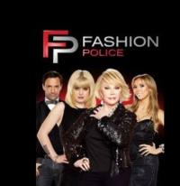 E!'s FASHION POLICE Hosts to Go Head to Head Today