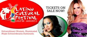 Queens Theatre Announces Latino Cultural Festival, 7/29-8/3